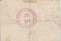 France 5 Francs Fenain City - 1917