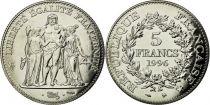 France 5 Francs Hercule - 1996 - ESSAI - SPL