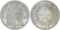 France 5 Francs Hercules - 3th Republic 1874 K Bordeaux