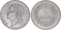 France 5 Francs Lavrillier - 1933 - Essai