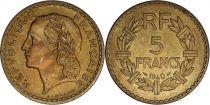 France 5 Francs Lavrillier - 1940