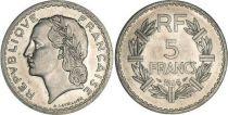 France 5 Francs Lavrillier -1946