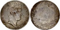 France 5 Francs Louis-Philippe 1830 A Paris Argent - en creux