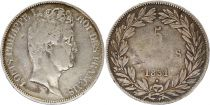 France 5 Francs Louis-Philippe 1831 incuse lettering - Silver