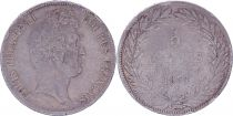 France 5 Francs Louis-Philippe 1831 M Toulouse Argent - en creux - TB