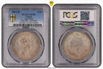 France 5 Francs Louis-Philippe 1er - 1831 B Rouen - PCGS AU 55