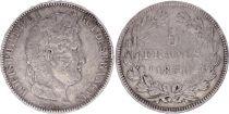 France 5 Francs Louis-Philippe 1er - 1831 I Limoges