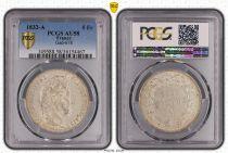 France 5 Francs Louis-Philippe 1er - 1832 A Paris - PCGS AU 58