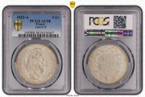 France 5 Francs Louis-Philippe 1er - 1832 A Paris - PCGS AU 58