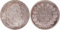France 5 Francs Louis-Philippe 1er - 1833 B Rouen