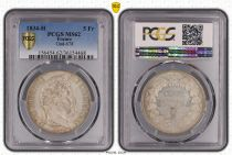 France 5 Francs Louis-Philippe 1er - 1834 H La Rochelle - PCGS MS 62