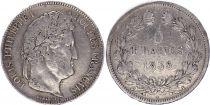 France 5 Francs Louis-Philippe 1er - 1835 I Limoges