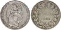 France 5 Francs Louis-Philippe 1er - 1846 A Paris