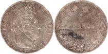 France 5 Francs Louis-Philippe 1er - 1846 A Paris
