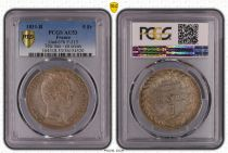 France 5 Francs Louis-Philippe 1er - tranche en creux  - 1831 B Rouen