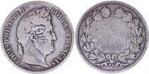 France 5 Francs Louis-Philippe 1st - 1831 Q Perpignan - VG