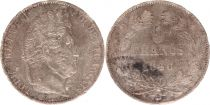 France 5 Francs Louis-Philippe 1st - 1846 A Paris