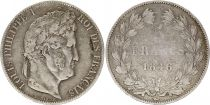 France 5 Francs Louis-Philippe 1st - 1846 A Paris Silver