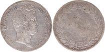 France 5 Francs Louis-Philippe Ier - 1830 A Paris tranche en creux