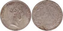 France 5 Francs Louis-Philippe Ier - 1831 K Bordeaux tranche en creux
