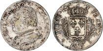 France 5 Francs Louis XVIII -  Buste habillé -1815L Bayonne - TTB