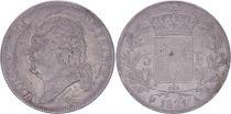 France 5 Francs Louis XVIII - 1821 A Paris - F+