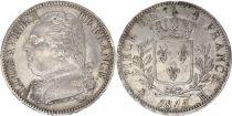 France 5 Francs Louis XVIII - Buste habillé - 1815 H