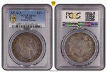France 5 Francs Napoléon, Premier Consul - An 12 A - PCGS XF 45