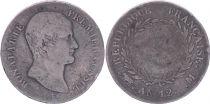 France 5 Francs Napoléon, Premier Consul - An 12 M Toulouse - PTB