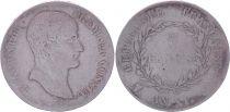 France 5 Francs Napoléon, Premier Consul - An XI Q Perpignan - PTB