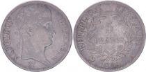 France 5 Francs Napoléon Empereur  - 1808 A Paris - TB+