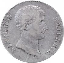 France 5 Francs Napoléon Empereur - Revers Rép. Française - An 12 A