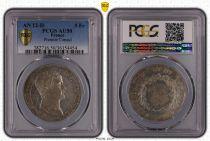 France 5 Francs Napoleon First Consul - An 12 H - La Rochelle - PCGS AU 50
