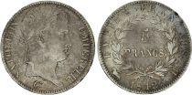 France 5 Francs Napoléon I - 1812 B Rouen