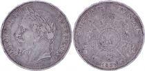 France 5 Francs Napoléon III - Tête laurée - 1869 BB Strasbourg - TB+