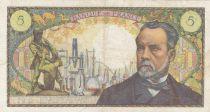 France 5 Francs Pasteur - 05-10-1969 Série Q.97 - TTB