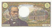 France 5 Francs Pasteur - 08-01-1970 - Série C.126