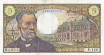 France 5 Francs Pasteur - 08-01-1970 - Série P.118
