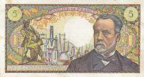 France 5 Francs Pasteur - 08-01-1970 Série A.124 - TTB