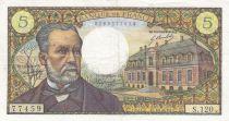 France 5 Francs Pasteur - 08-01-1970 Série S.120 - TTB