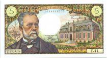France 5 Francs Pasteur - 1966