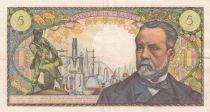 France 5 Francs Pasteur 01-09-1966 - Série W.35 - TTB