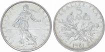 France 5 Francs Seed sower - 1961