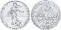 France 5 Francs Semeuse - 1960