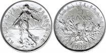 France 5 Francs Semeuse - 1989 - FDC - Issu de coffret
