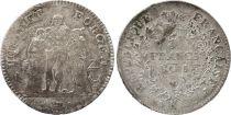 France 5 Francs Union et Force - An 5/4 K