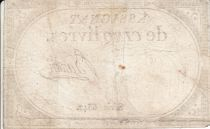 France 5 Livres 10 Brumaire An II (31.10.1793) - Sign. Baron