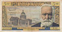 France 5 NF Victor Hugo - 01-03-1962 Serial X.85 - F to F+