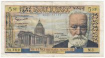 France 5 NF Victor Hugo 05-03-1959 - Serial M.3 - VF - P.141