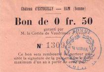 France 50 cent. Ham n° 1309